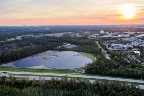 Disney Solar Panels