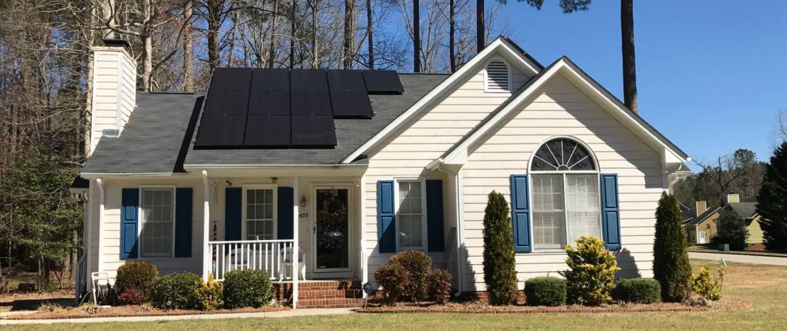Solar Panel Installation in Knightdale, NC - 4