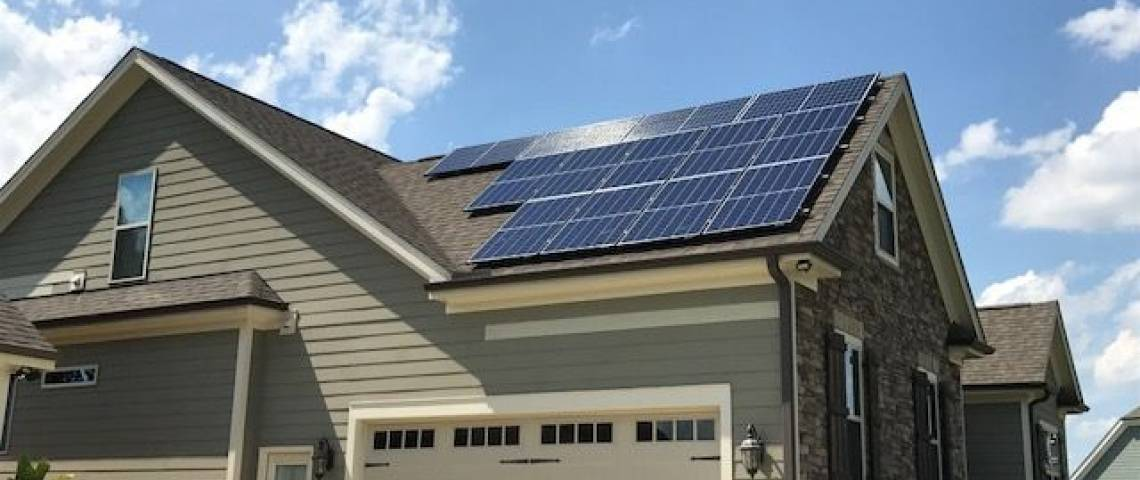 Solar Panel Installation in Knightdale, NC - 5