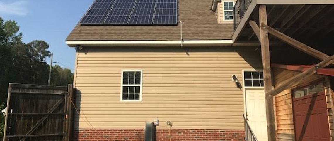 Roof Mount Solar Panel Installation in Spring Lake, NC  - 3