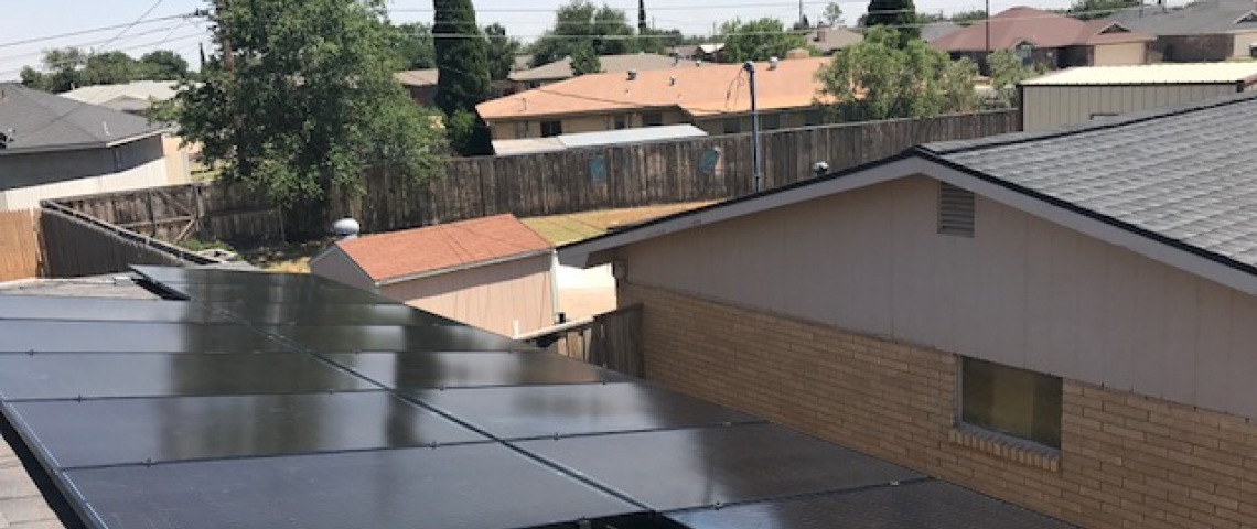 Solar Panel Installation in Midland, TX - 2