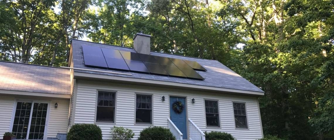 Pittsboro, NC Solar Panel Installation - 3