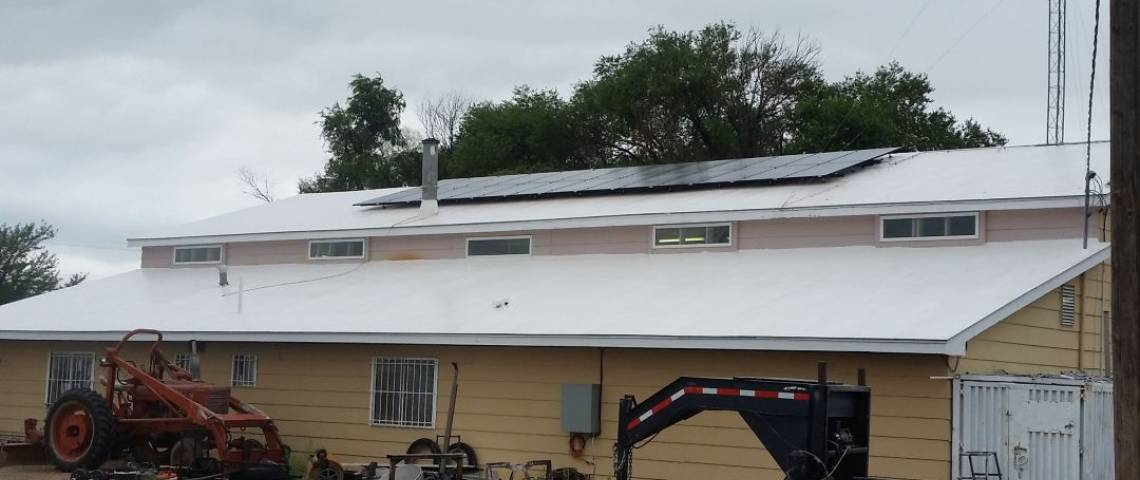 Roof Mount Solar Panel Installation in La Junta, CO - 4