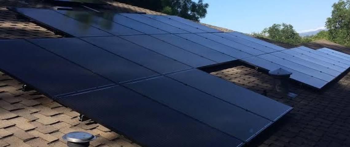 Solar Panel Installation in Orangevale, CA - 1