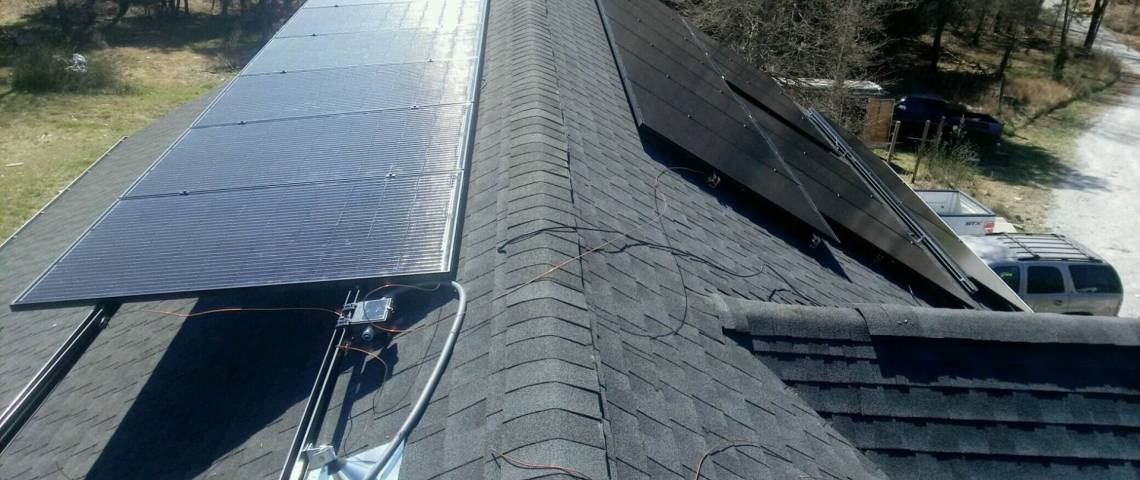 Solar Panel Installation in Union, SC