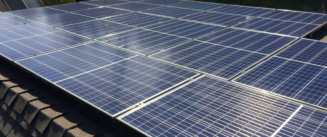Solar Panel Installation in Shasta Lake, CA - 1
