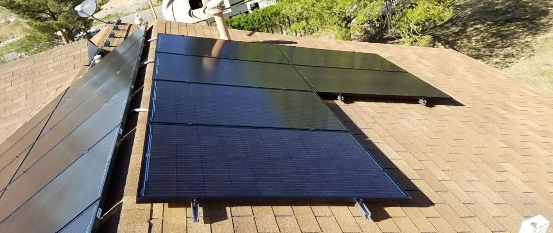 Roof Mount Solar Panel Installation in Alamogordo, NM - 8