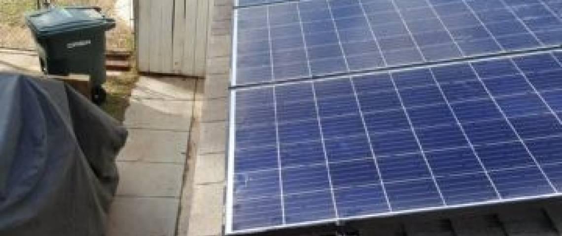 Solar Panel Installation in Holtville, CA - 4