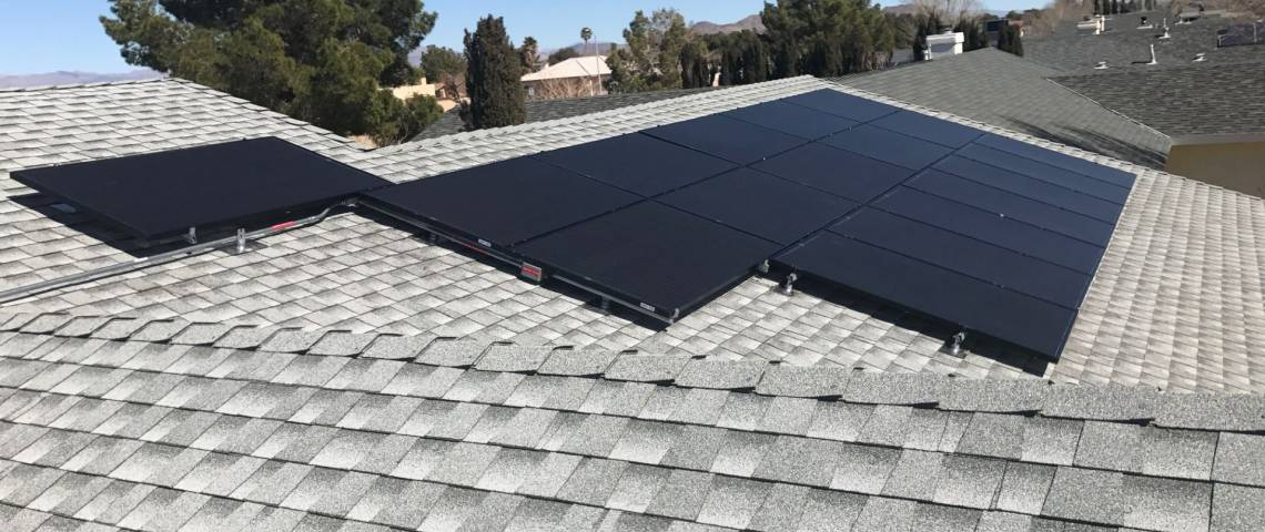 Solar Panel Installation in Ridgecrest, CA - 3