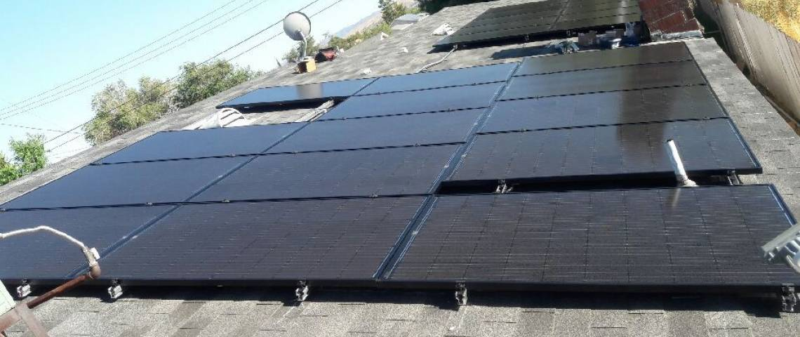 Solar Panel Installation in Lancaster, CA (7kW) - 3