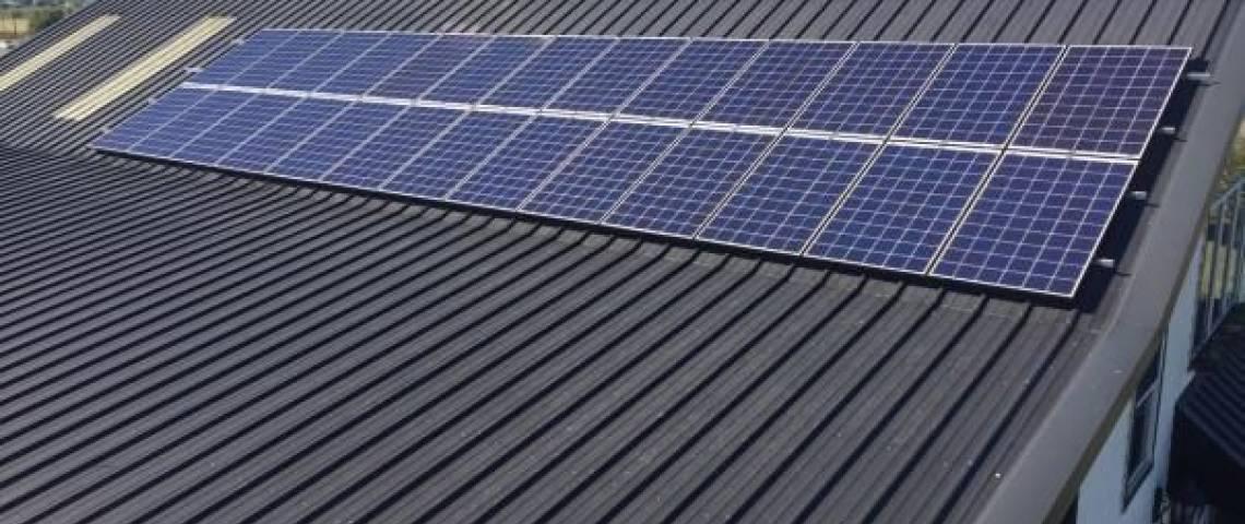Solar Panel Installation in Godley, TX - 2