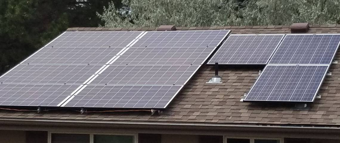 Double Solar Panel Installation in Colorado Springs, CO - 2