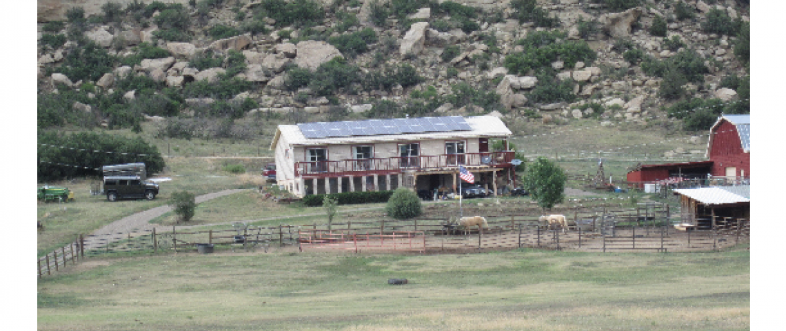 Solar Panel Installation in Boncarbo, CO