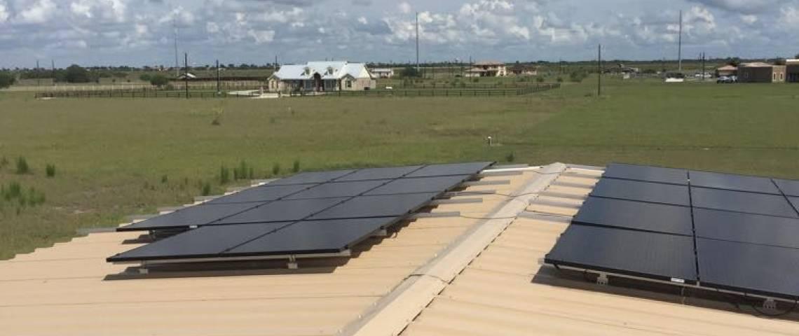 Solar Panel Installation in McAllen,TX