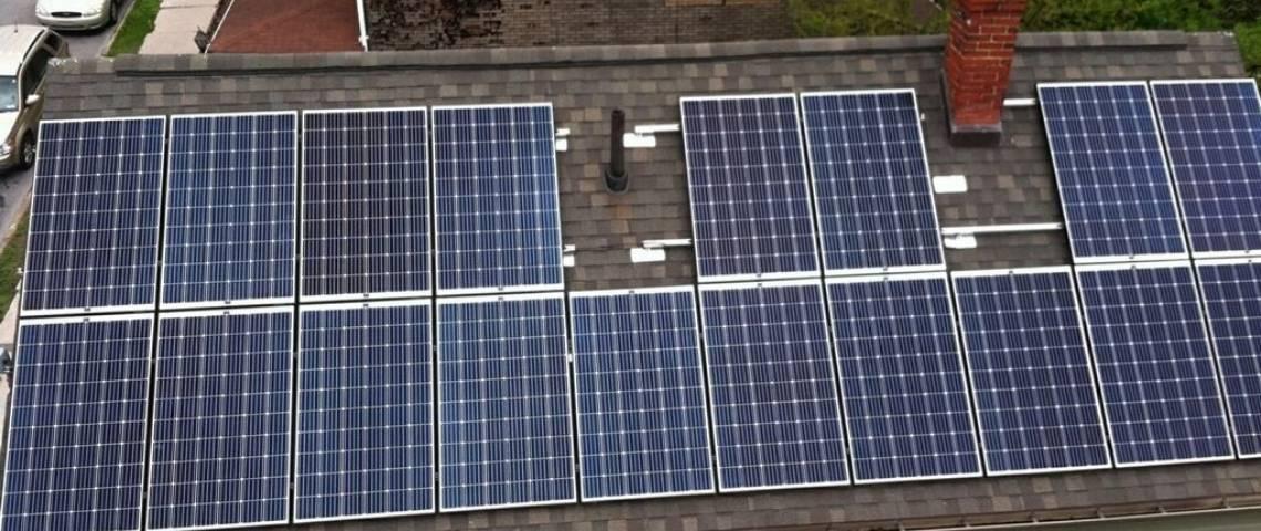Solar Panel Installation in Altoona, PA