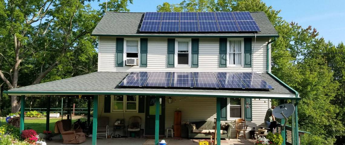Solar Energy System in Bloomsburg, PA