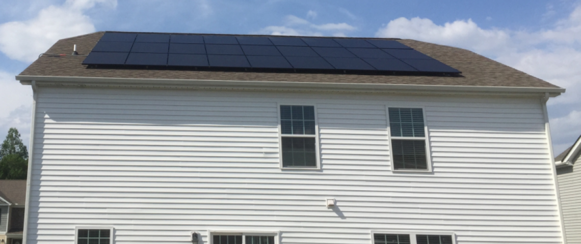 Zebulon, NC Solar Panel Installation - 2
