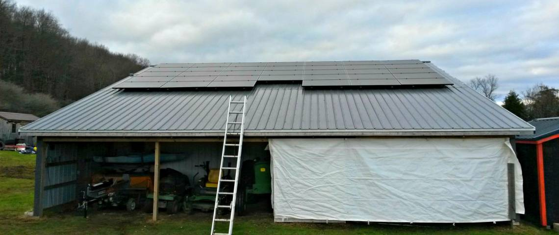 PV System Installation in Corry PA