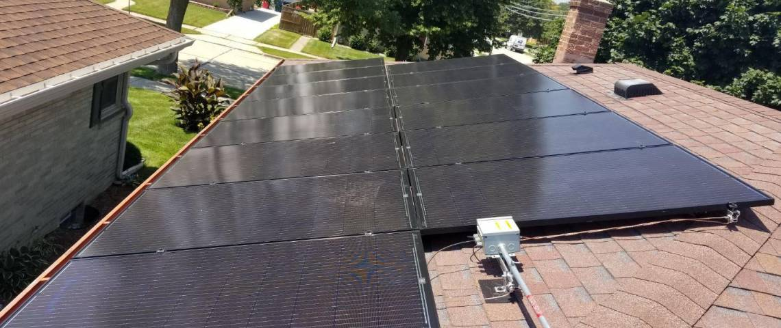 PV System Installation in Racine WI