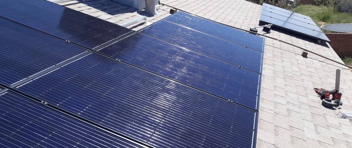 Photovoltaic System Installation in Alamogordo NM