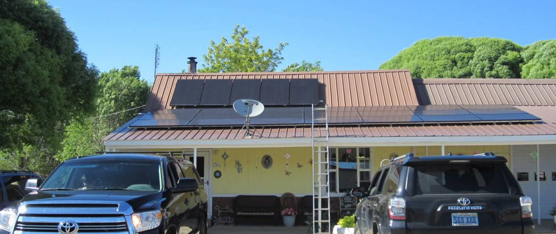 Photovoltaic System in Cortez CO