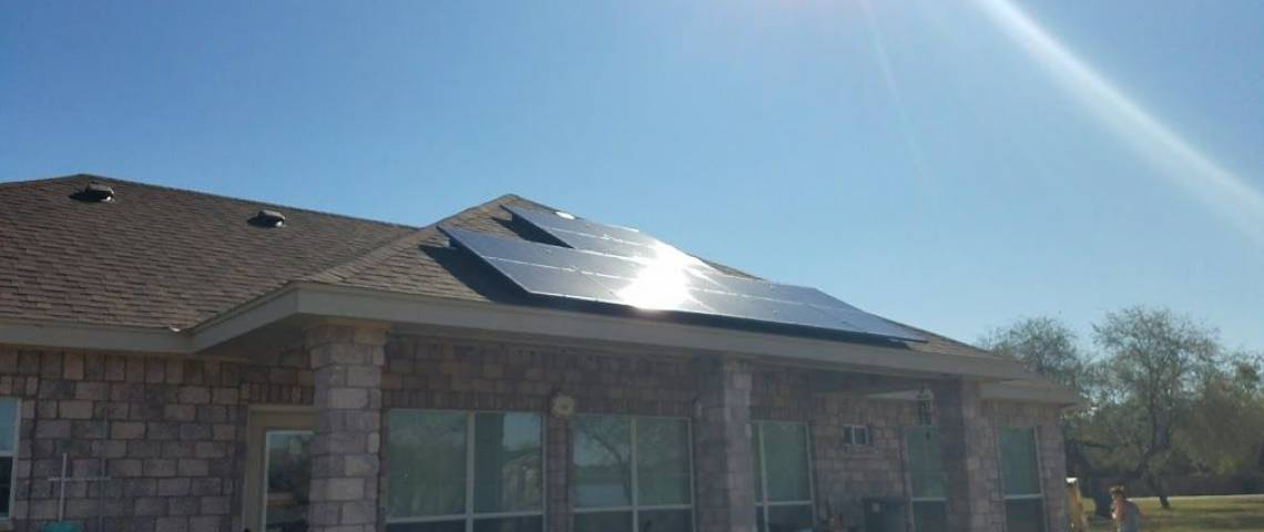 Solar Energy System in Brownsville, TX - Powered by the Sun