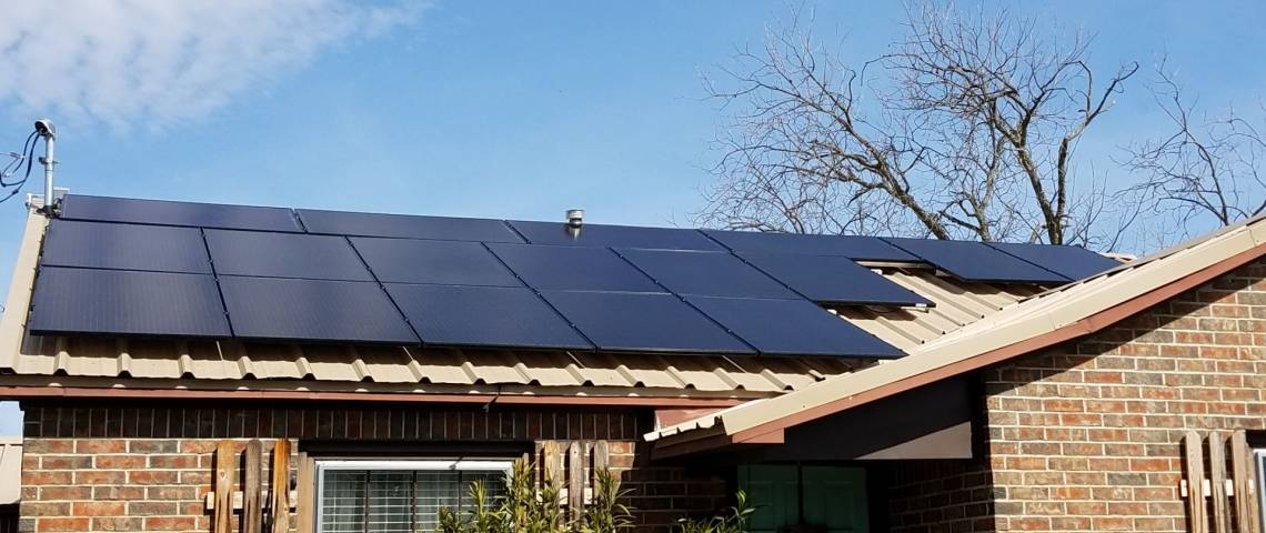 SolarWorld Installation in Evant TX
