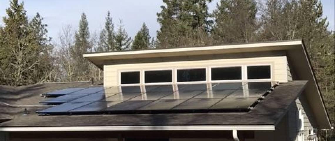 SolarWorld Solar Panels in Weed, CA