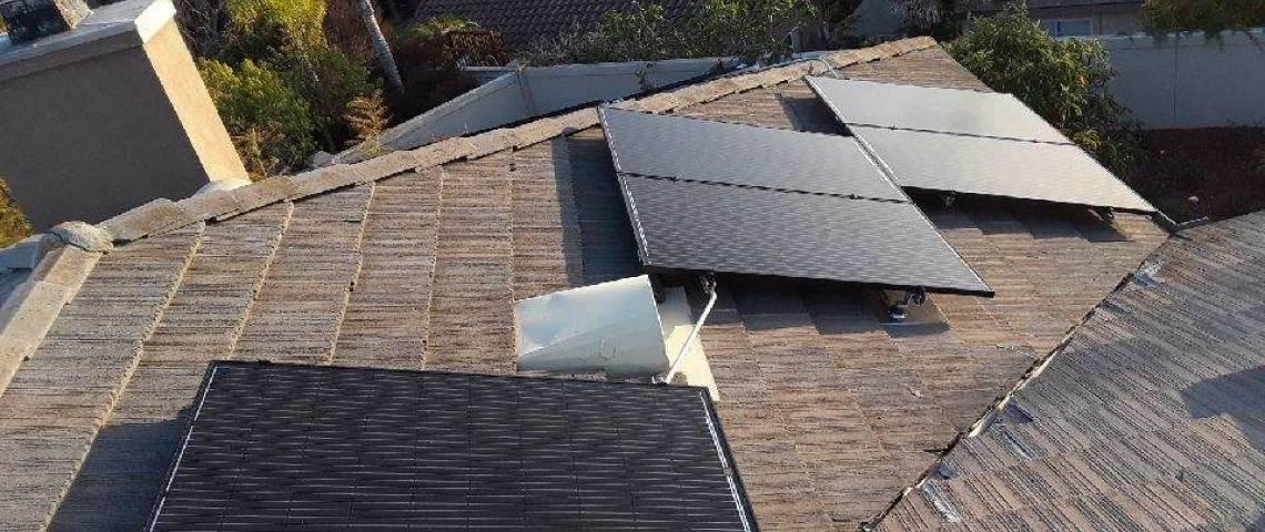 Solar Electric System in Chula Vista CA