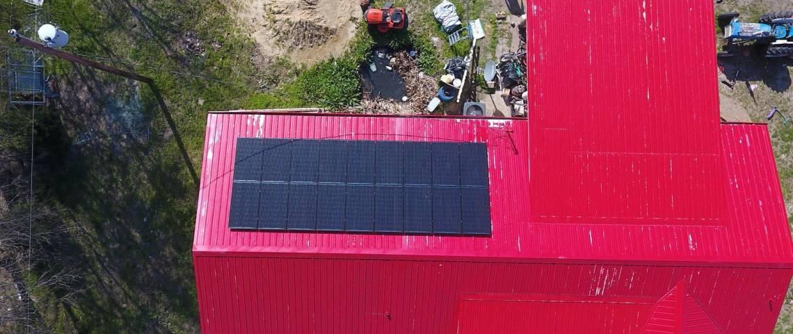 Solar Energy System in Quinlan, TX | greensolartechnologies