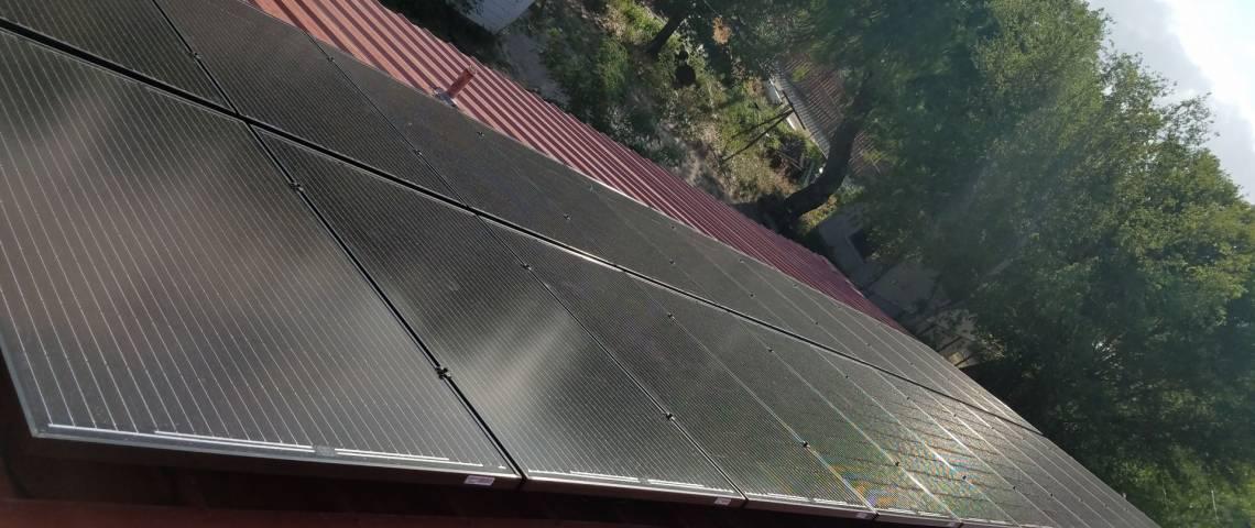 Solar Electric System in Rio Grande City TX
