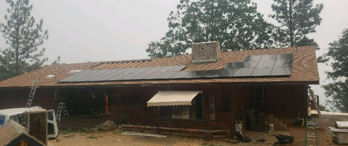 Solar Electric System in Timpson TX
