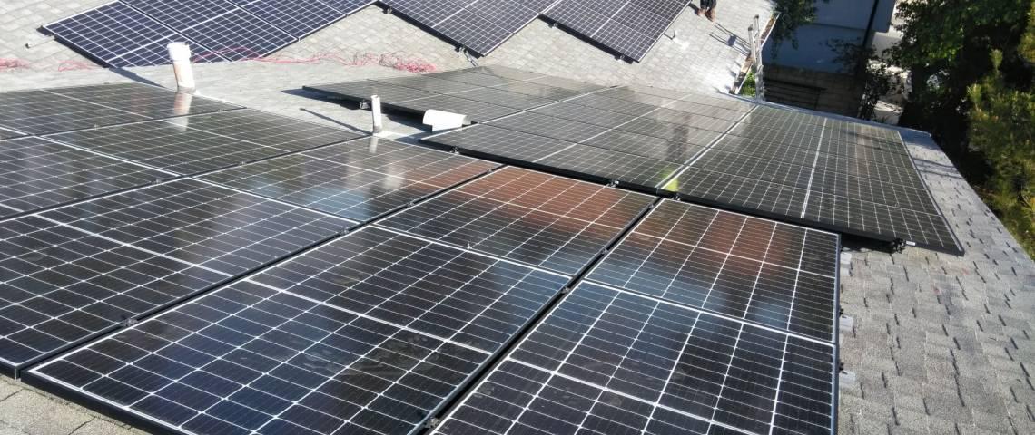 Solar Electric System in Woodland Hills CA