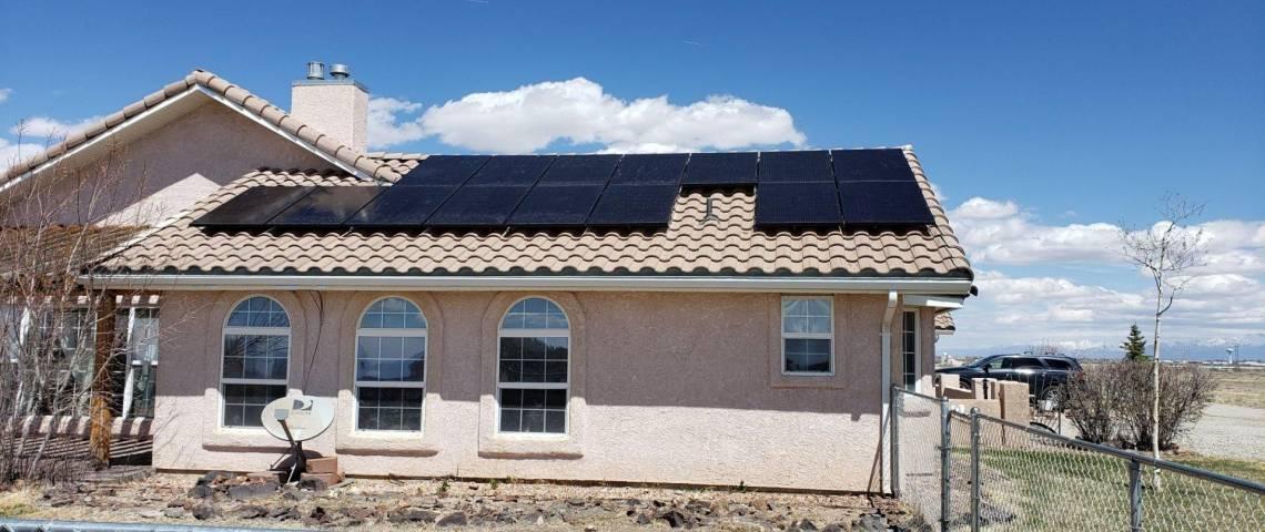 Solar Energy System in Alamosa CO
