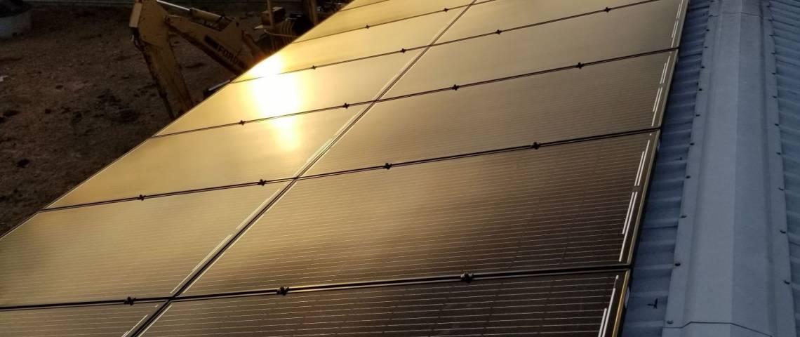 Solar Energy System in Blackwell TX