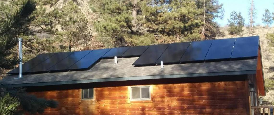 Solar Energy System in Florissant CO