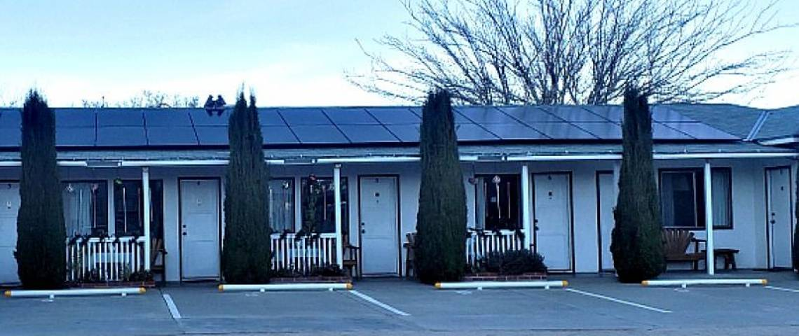 Solar Energy System in Independence CA