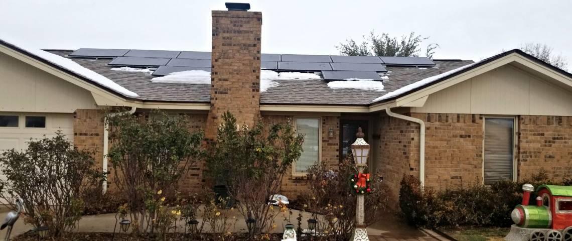 Solar Energy System in Lubbock TX