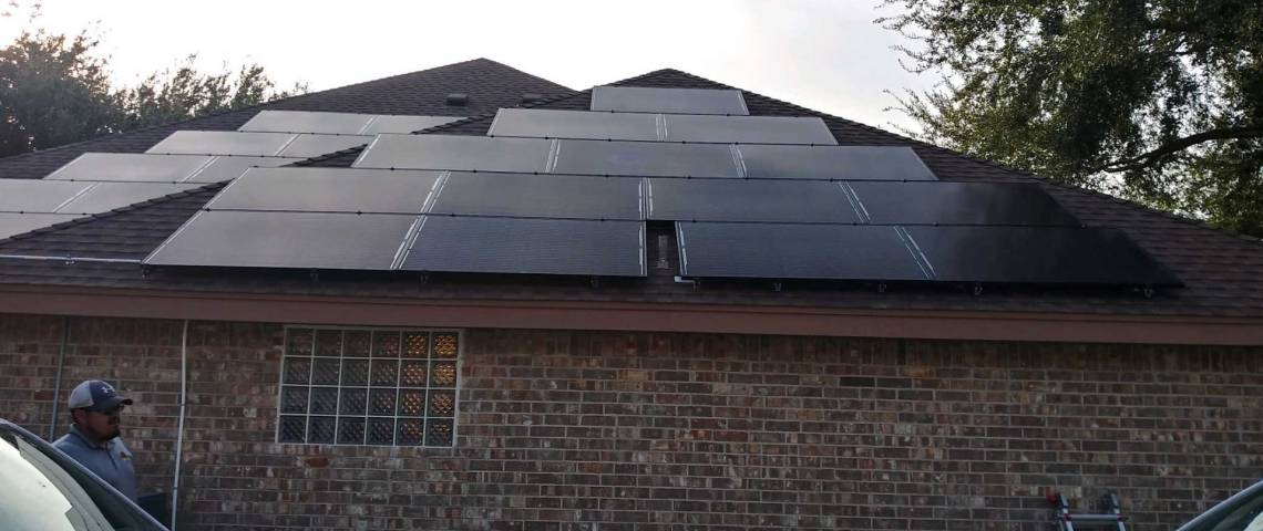 Solar Energy System in Mission TX