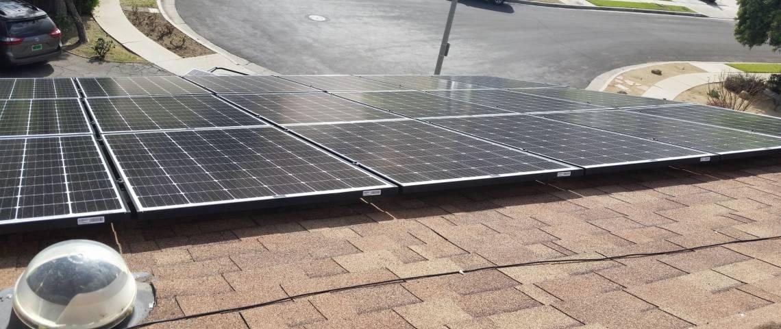 Solar Energy System in Northridge CA