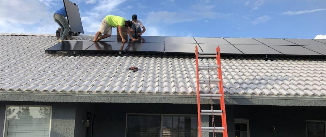Solar Energy System in Pahrump NV