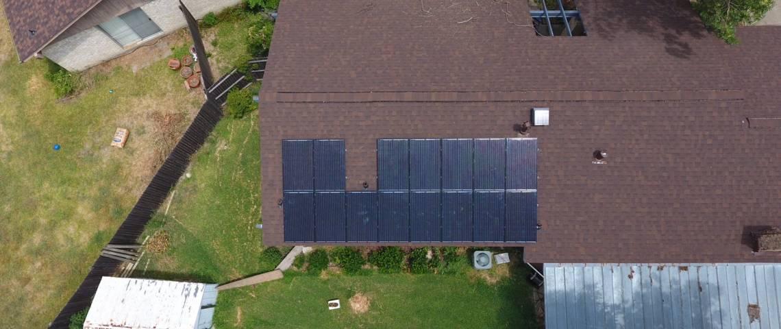 Solar Energy System in Plano TX