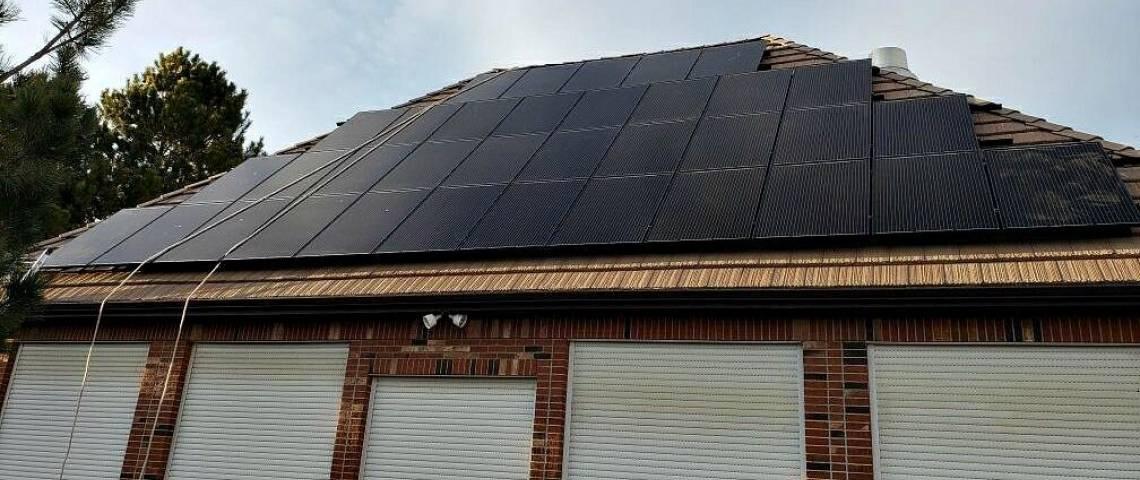 Solar Energy System in Pueblo CO
