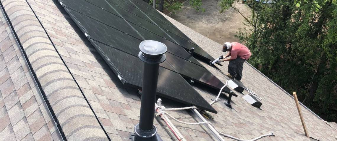 Solar Energy System in Raleigh NC