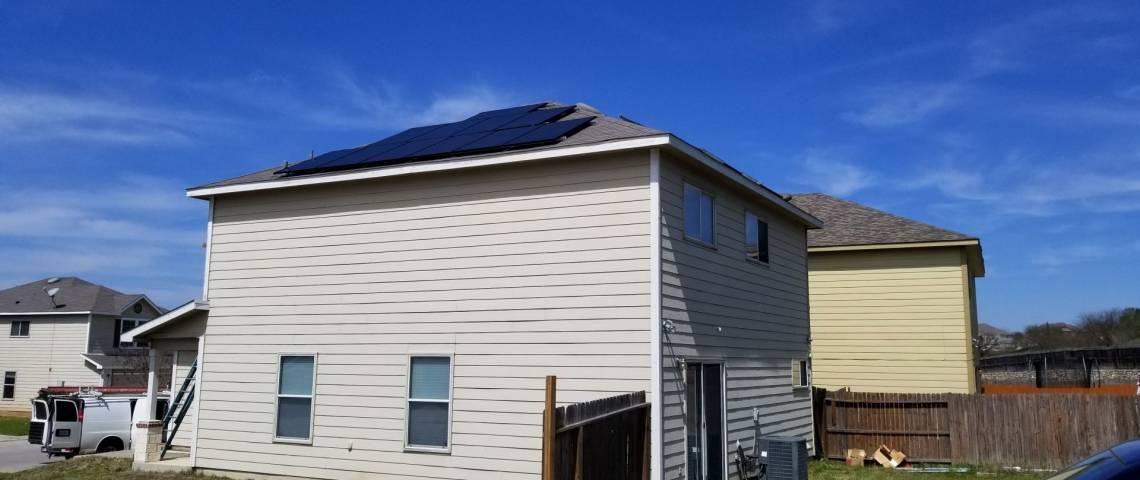 Solar Energy System in San Antonio TX