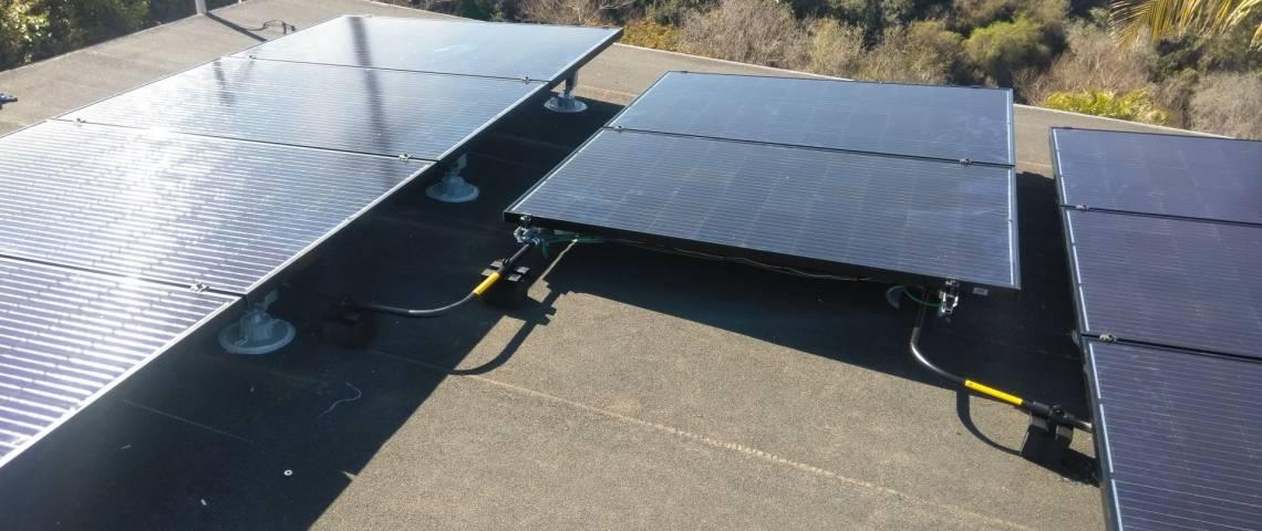 Solar Energy System in San Diego CA