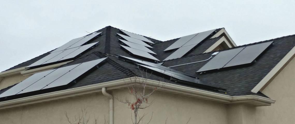 Solar Energy System in Taylorsville UT