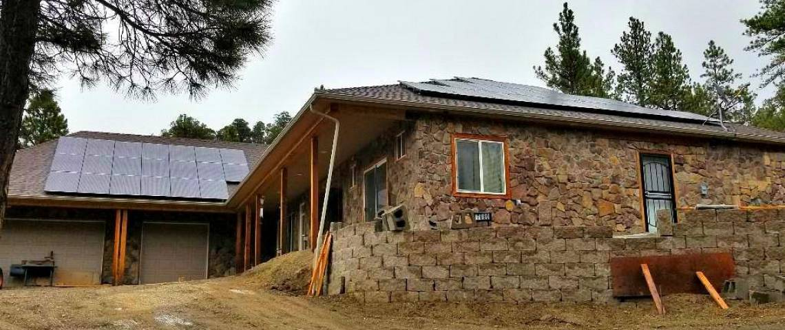 Solar Energy System in Trinidad CO