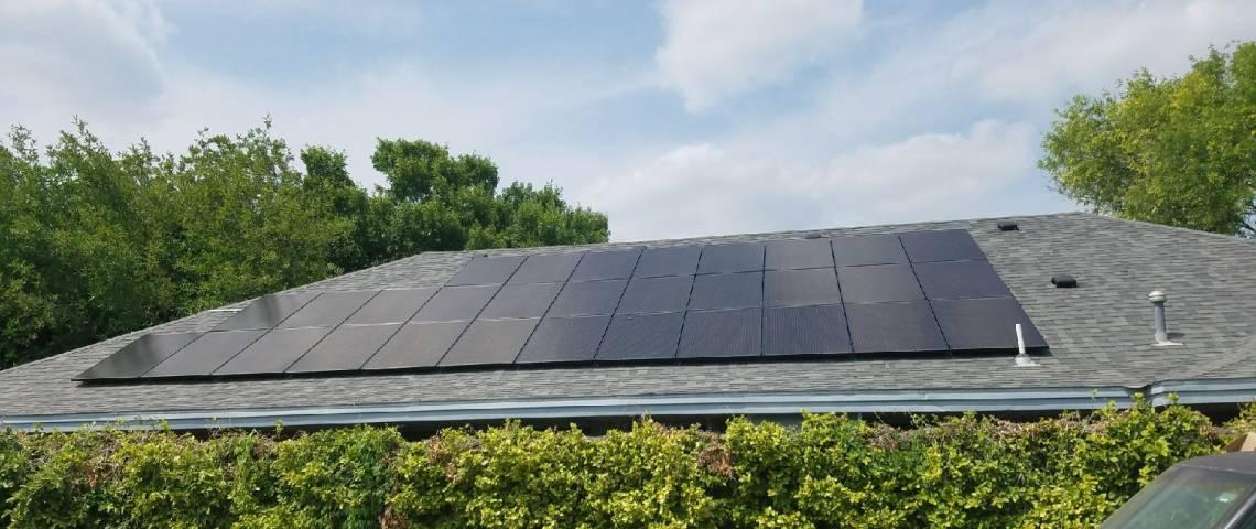 Solar Panel Install in Rio Grande City TX