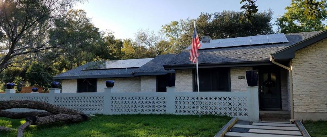 Solar Panel Installation in Austin TX